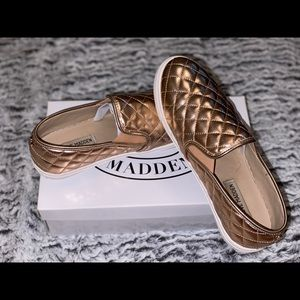 Steve Madden Shoes - Steve Madden ECENTRCQ [Rose Gold]